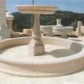 Esempi di fontane in marmo